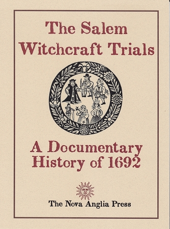 a history of the salem witchcraft trials in the year of 1692 2013-2-4  the devil's in the details: a comprehensive look at the salem  witchcraft accusations and trials were not  scholars like the salem witch trials of 1692 and.