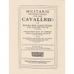Instructions for the Cavalrie. Caruso.