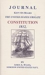 Journal Kept On Board The US Frigate Constitution, 1812