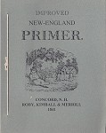 The New England Primer, 1841