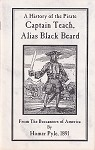 Captain Teach, Alias Black Beard