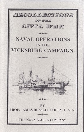 New Naval Operations in the  Vicksburg Campaign.