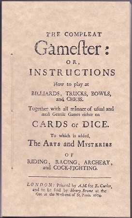 The Compleat Gamster.